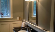 Bathroom renos